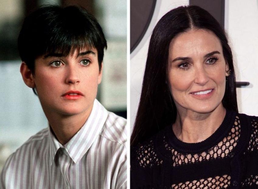 À quoi ressemblent les stars des années 80' et 90' aujourd'hui ?