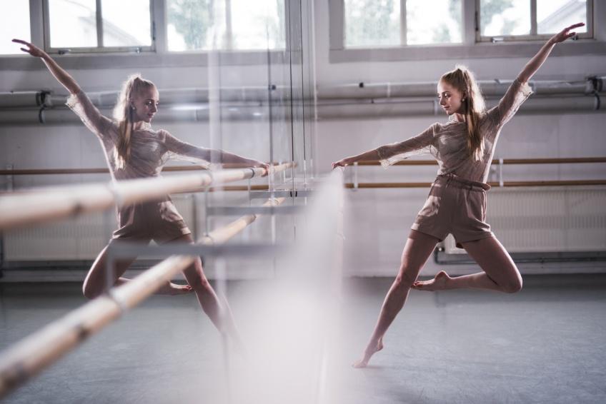 Monday, Fun Day : Le Fitness ballet, le sport qui vous sculpte une silhouette de danseuse !