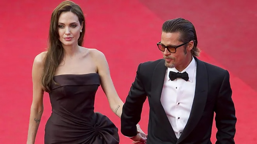 Violences conjugales : Angelina Jolie accuse Brad Pitt