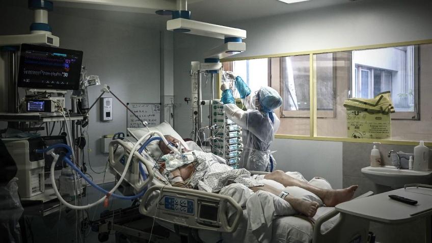 Covid-19 : une partie des victimes du virus 'seraient de toute façon' décédées d'une autre cause