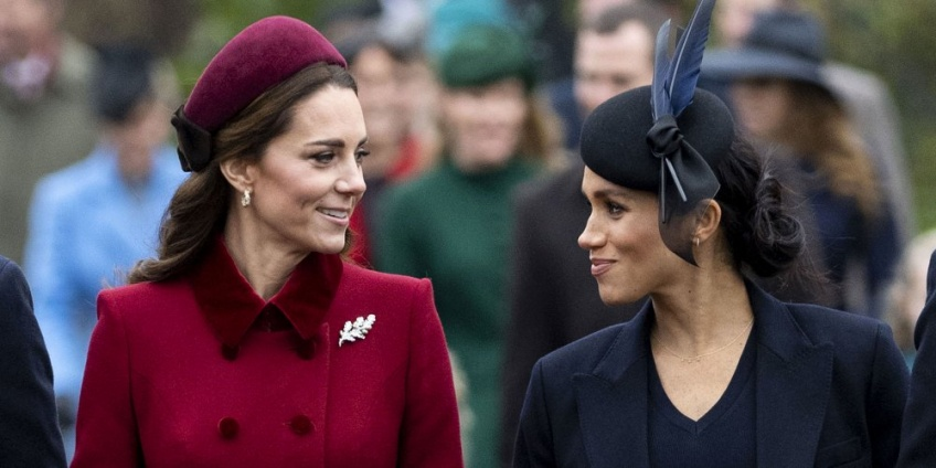 Kate Middleton blessée par l'interview de Meghan et Harry