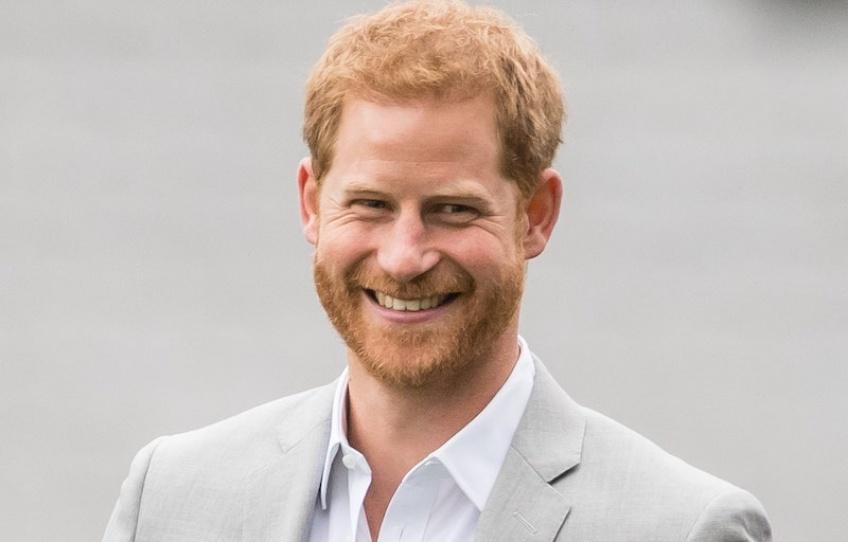 Le Prince Harry a décroché un nouveau job !