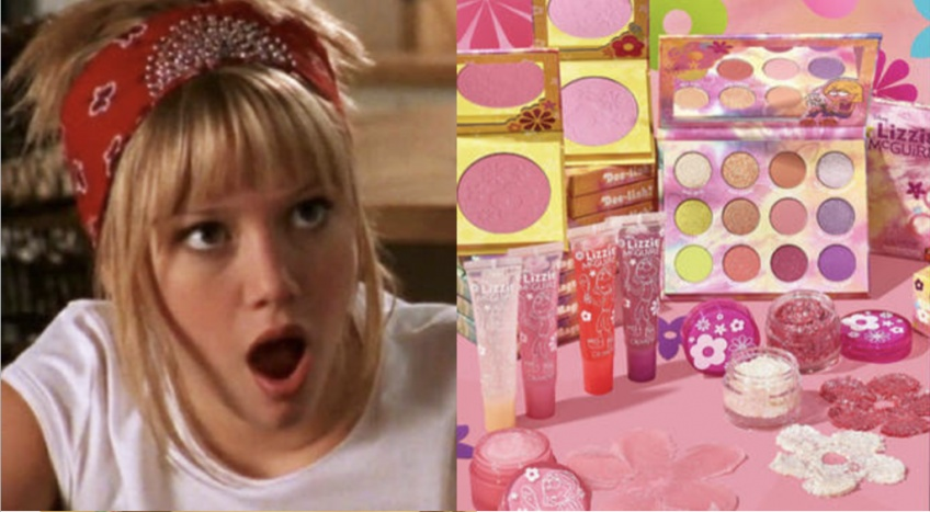 La collection make-up inspirée de Lizzie McGuire arrive très vite !