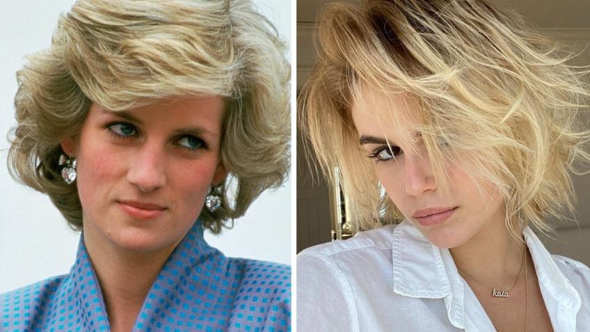 Et si on osait la coupe Diana bob ?