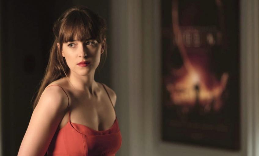 50 Shades of Grey : Dakota Johnson a détesté tourner une scène du film !
