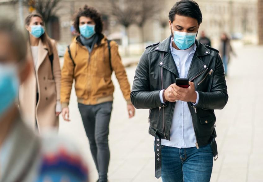 Covid-19 : les personnes qui marchent lentement sont 'plus susceptibles de mourir', selon une étude.