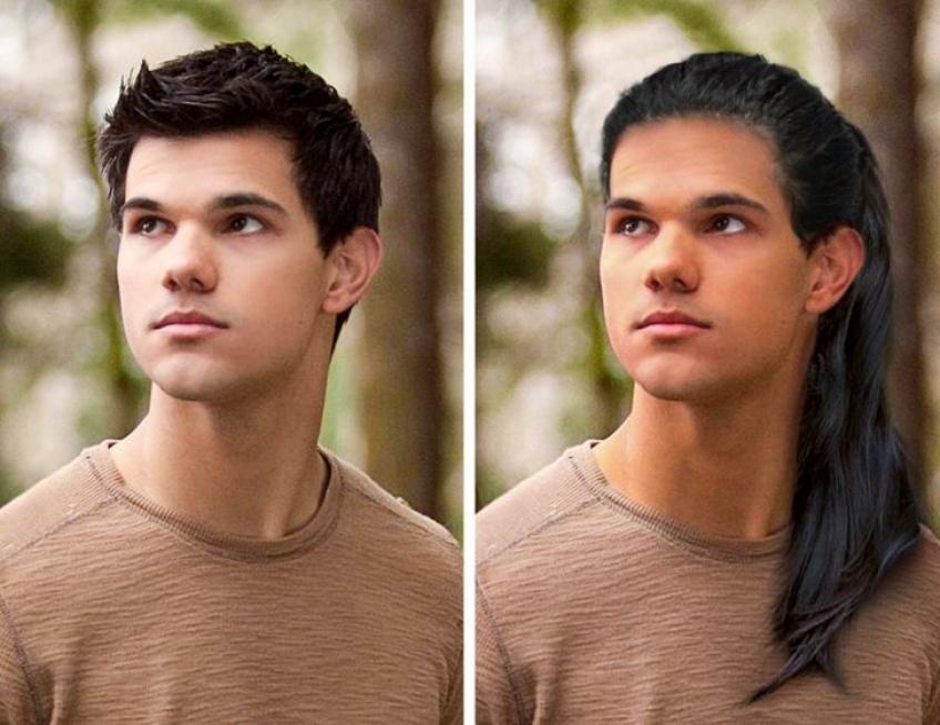 Voici à quoi auraient dû ressembler les personnages de Twilight selon les livres !