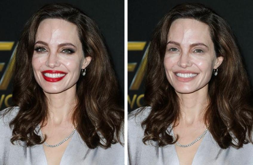Et si ces célébrités arrivaient sur le tapis rouge sans make-up ?