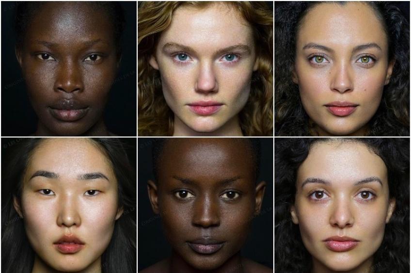 Ce projet photo dévoile la diversité de la beauté !