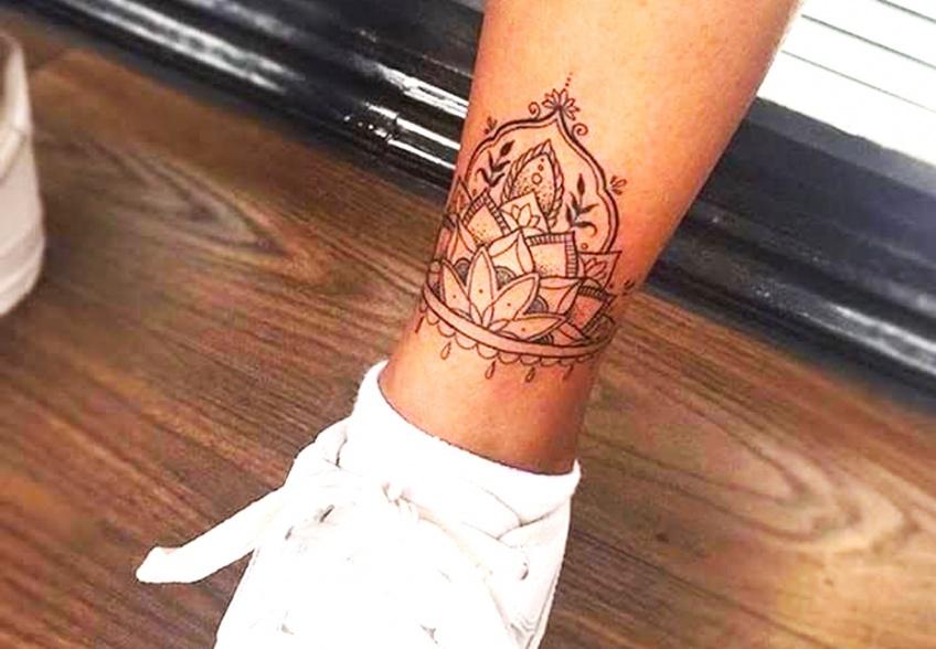 Des tatouages parfaits pour sublimer vos chevilles !