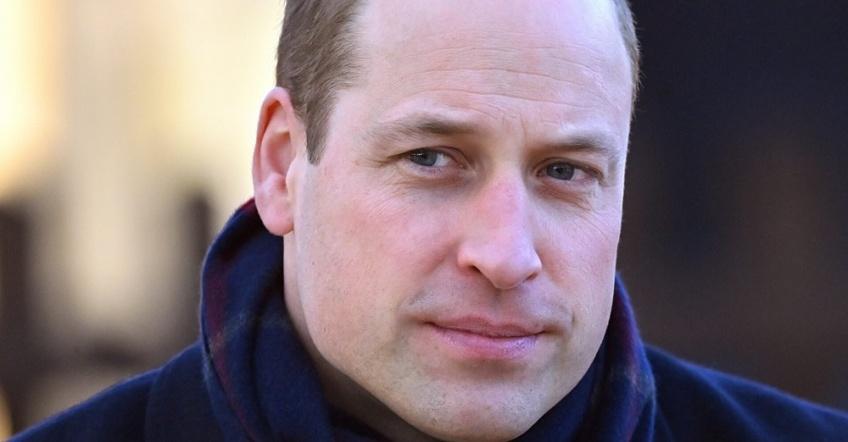 Prince William : élu 'homme chauve le plus sexy du monde' !