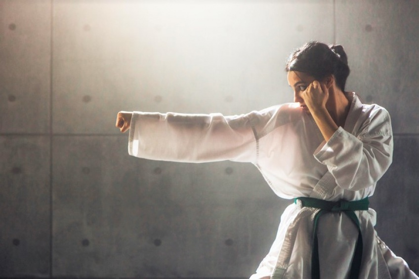 Monday, Fun Day : le Ju-Jitsu, ce sport de combat auquel vous allez devenir accro !
