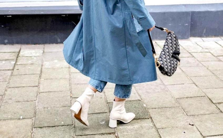 #Shoesday : les bottines blanches, les chaussures les plus angéliques du printemps