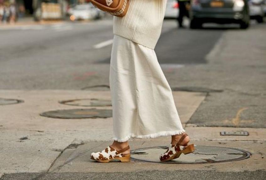 #Shoesday : confort et style sont au rendez-vous ce printemps avec la tendance sabots !