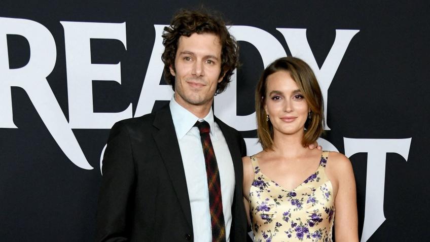 Leighton Meester : son mari Adam Brody fait des révélations sur leur rencontre !