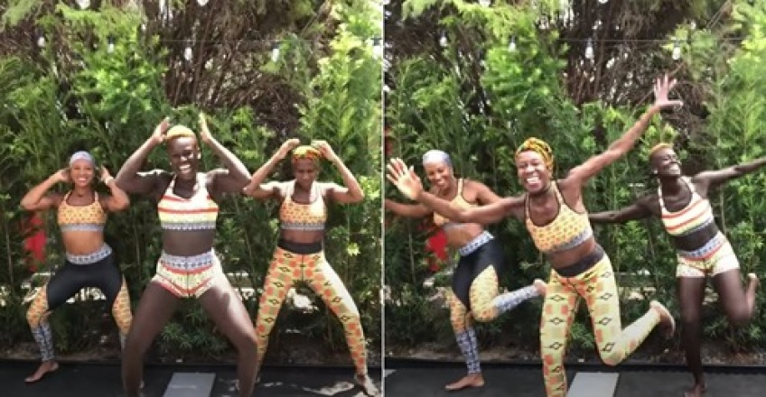 Cette vidéo d'Afro Dance Workout est en train de casser internet !