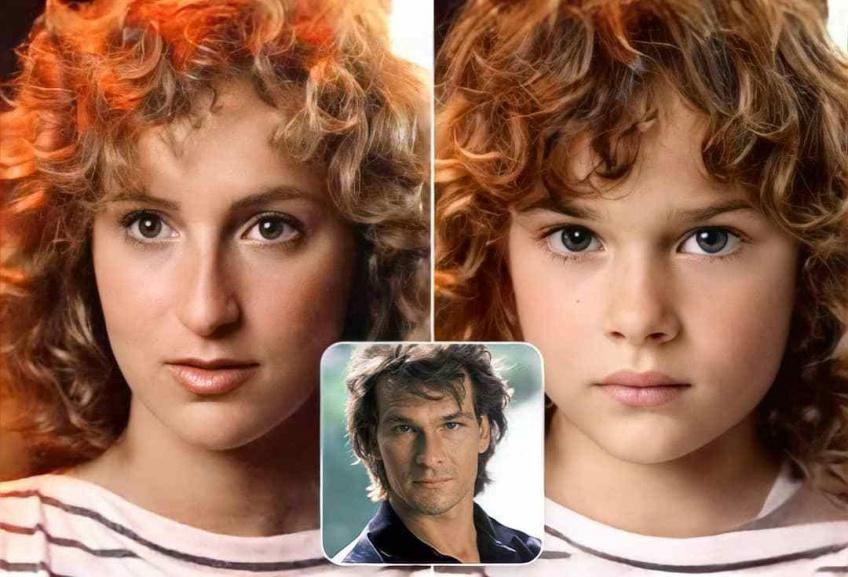 À quoi ressembleraient les enfants de couples mythiques de films et séries ?