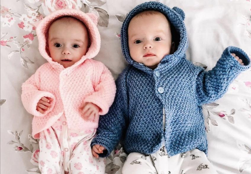 Insolite : elle accouche le même jour de bébés conçus à trois semaines d'écart
