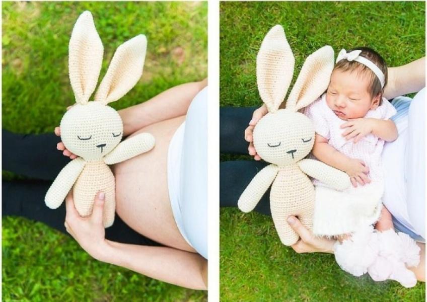 Ces photos avant-après qui vous vont donner envie d'être parent !
