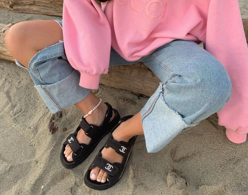 #Shoesday : Les dad sandales ou chunky sandales, la tendance de retour pour les beaux jours