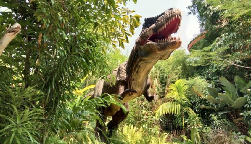Le milliardaire Elon Musk souhaite créer un parc avec de vrais dinosaures !