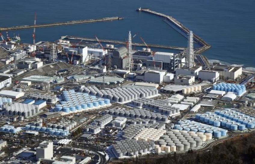 Le Japon va rejeter les eaux contaminées de Fukushima dans l'océan