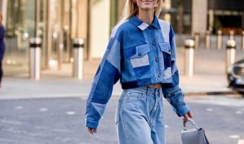 How to : 5 astuces pour adopter le total look denim avec style ce printemps !