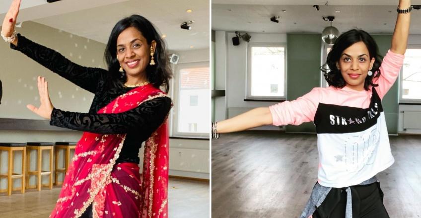 Cette vidéo de dance workout spécial Bollywood est juste ce qu'il nous fallait pour finir la semaine