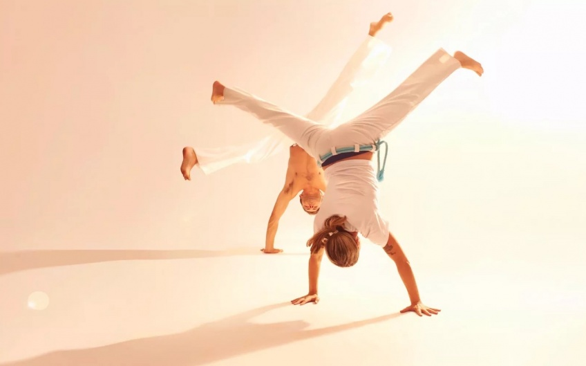 Monday, Fun Day : La Capoeira, le sport de combat en musique