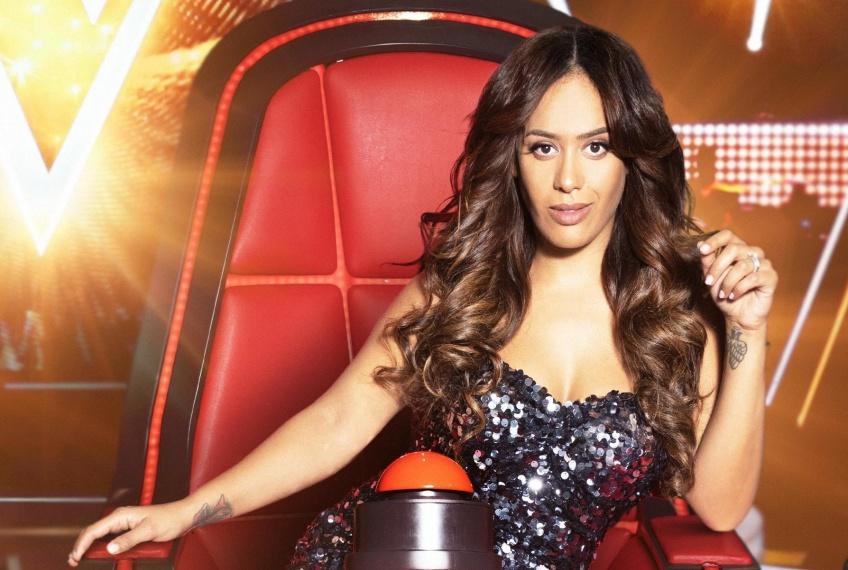 'The Voice' : Amel Bent revient sur les difficultés du métier de chanteuse