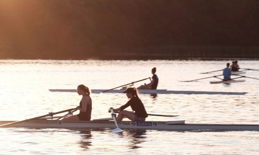 Monday, Fun Day : L'aviron, ce sport de pleine nature pour une silhouette affinée et harmonieuse !