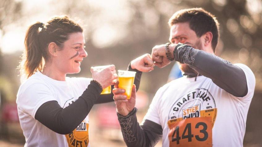 La Beerun, la course qui devrait plaire aux amateurs de bière débarque en octobre !
