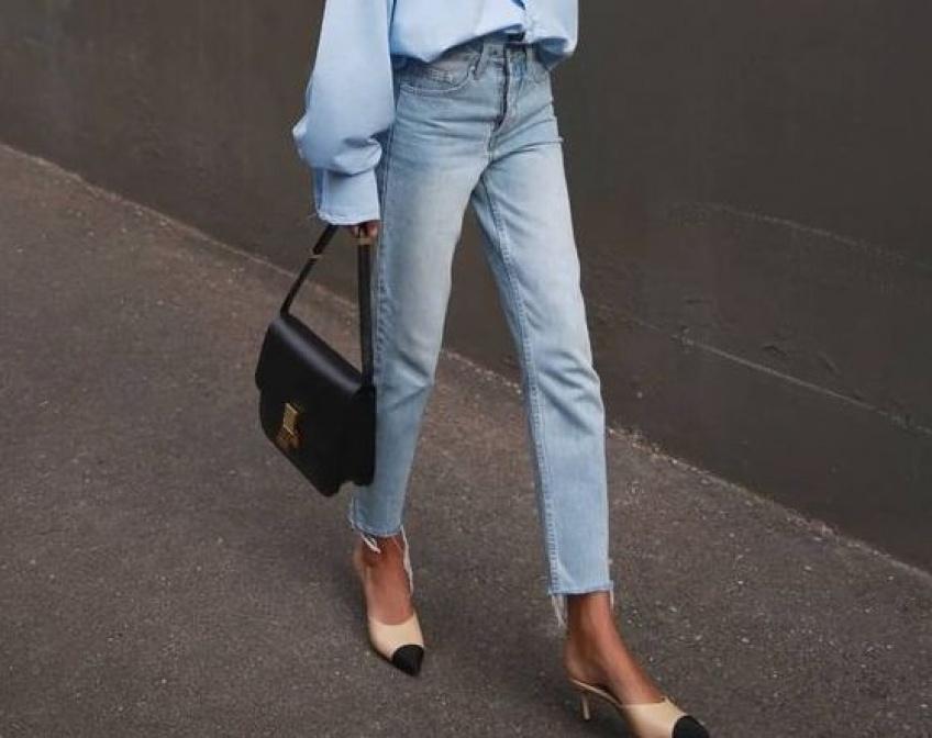 Le jean droit : la tendance dont on ne se lassera jamais !
