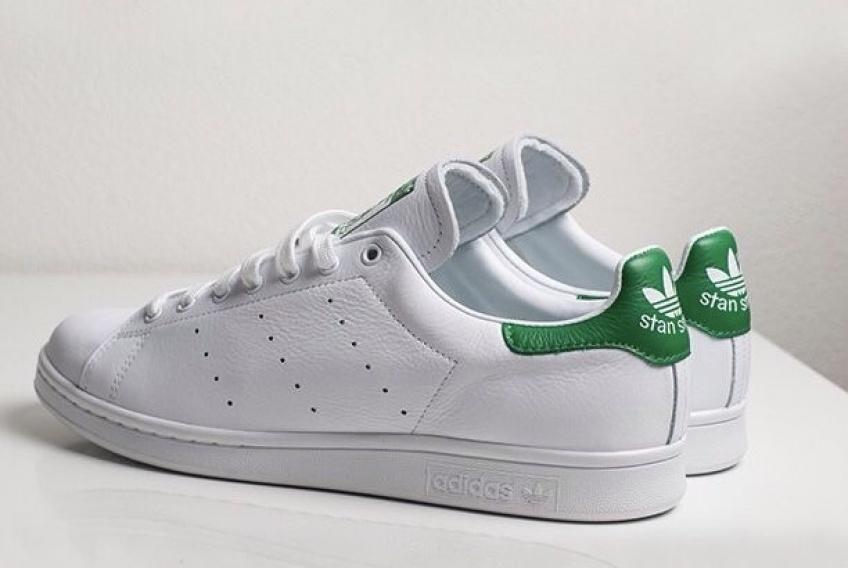 Adidas : vous pouvez échanger des bouteilles en plastique contre des Stan Smith !