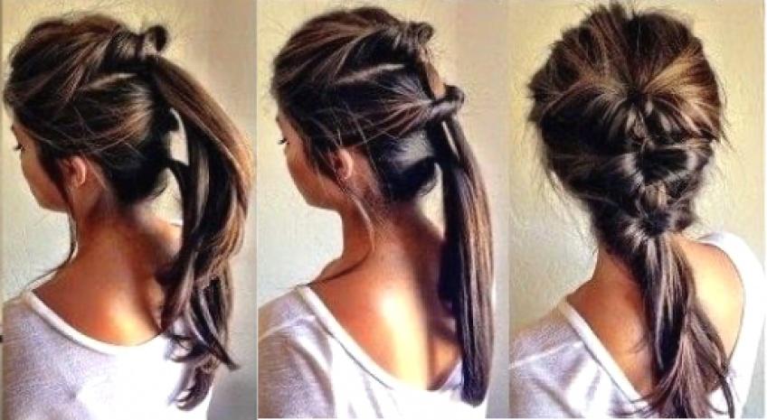 Des coiffures faciles à reproduire pour la semaine !
