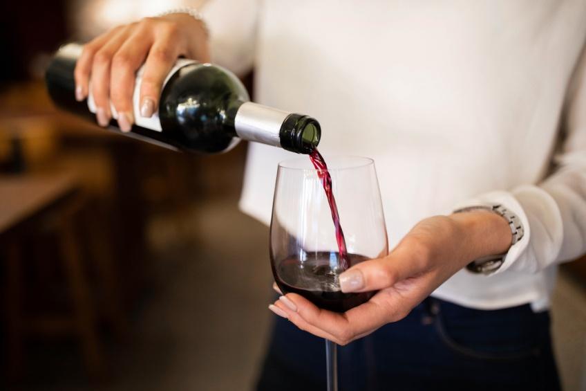 La consommation d'alcool à la maison s'est envolée depuis le début de l'année