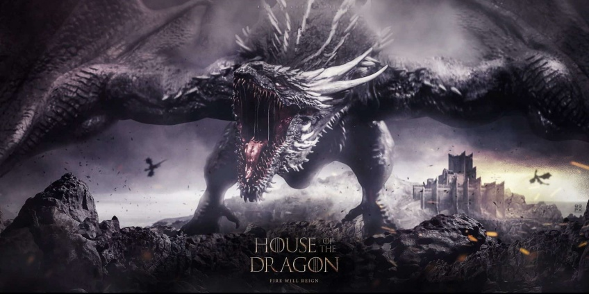'House of the Dragon' : les premières images du préquel de 'Game of Thrones' dévoilées !