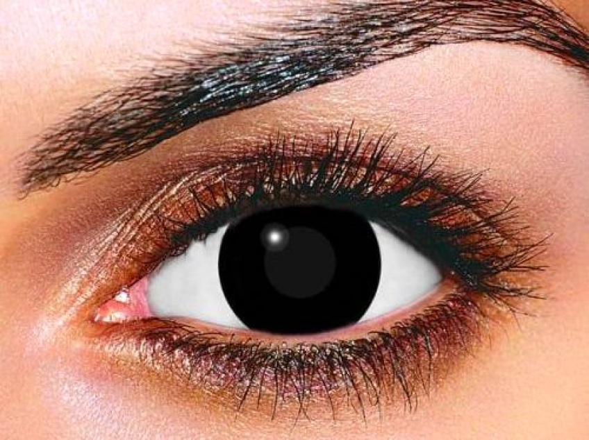 Peut-on avoir des yeux noirs ?