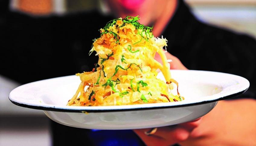 La recette de pâtes signée Juan Arbelaez que vous devez absolument essayer ce week-end !