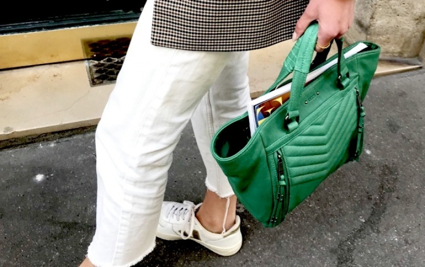 Spotted : le sac que toutes les modeuses s'arrachent ce printemps est signé IKKS !