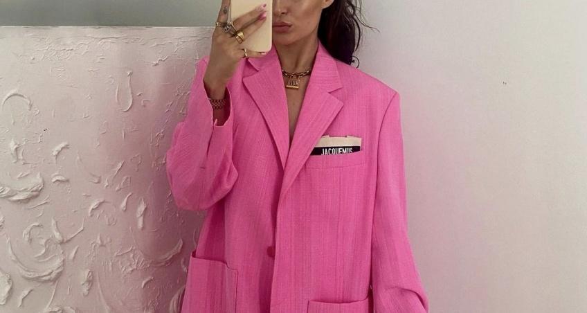 Tendance : la couleur rose va vous faire craquer pour des looks d'été à tomber !