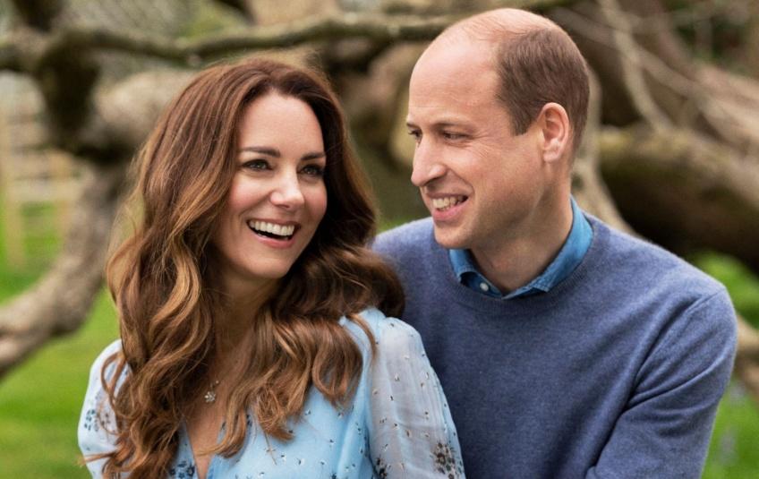 Kate Middleton et le Prince William lancent leur chaine Youtube !