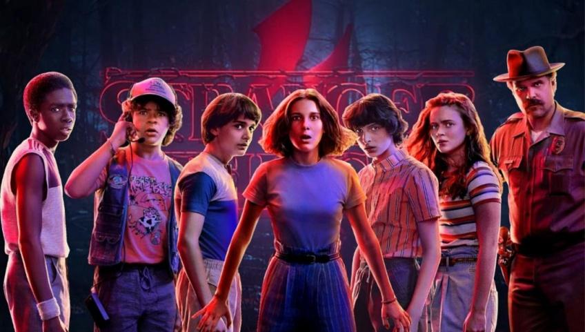 Stranger Things : un nouveau teaser de la saison 4 dévoilé par Netflix !