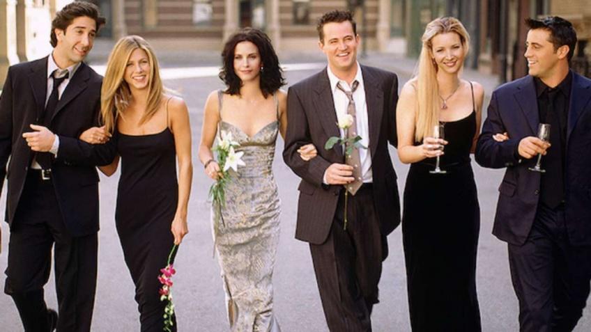 Friends : le teaser et la date de l'épisode spécial retrouvailles enfin dévoilés !