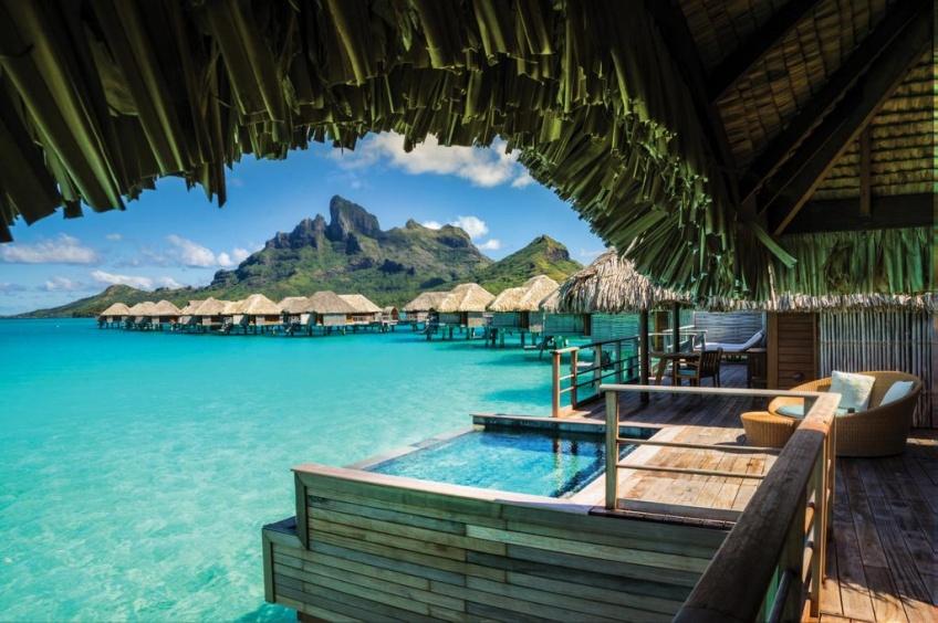 Déco : Les plus beaux hôtels du monde qui nous donnent envie de voyager !