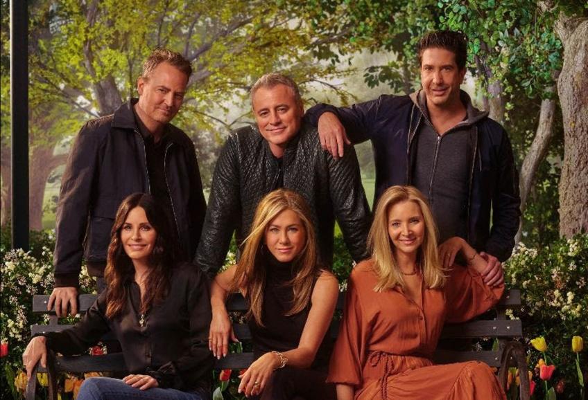 Friends : l'épisode réunion sera diffusé sur TF1 !
