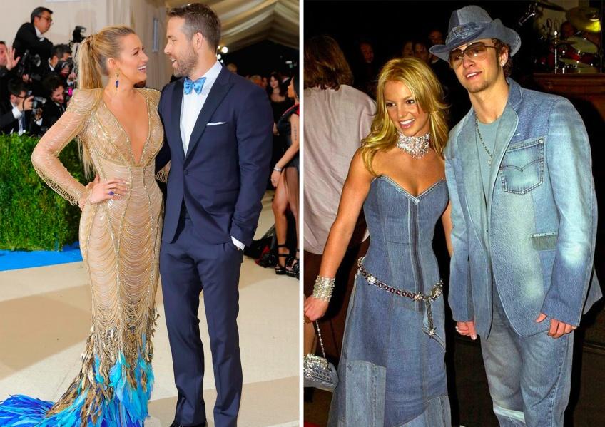 Les couples de stars qui ont marqué les tapis rouges !
