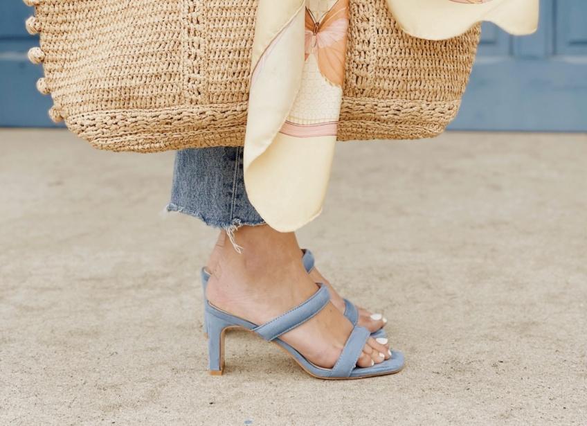 Spotted : la paire de mules ultra-branchée qui va faire sensation cet été est signée Clarosa !