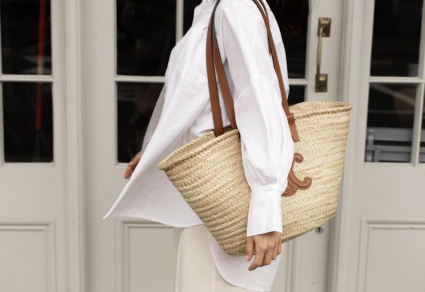 Les looks repérés sur Instagram qui prouvent que le sac en osier est le it-bag à avoir cet été!