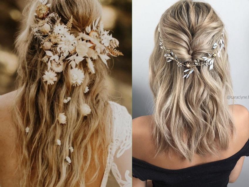 Mariage : voici comment accessoiriser votre coiffure pour dire oui !